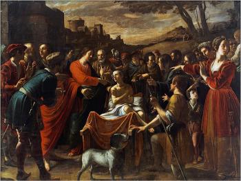 miracle_of_the_widow_of_nain_Mario Minniti 1620