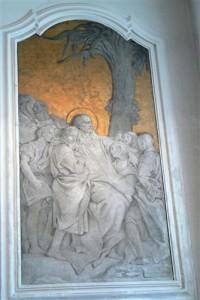 Jesus and the children by Giovanni Domenico Tiepolo