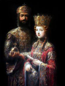 Each of us is royalty in God's eyes