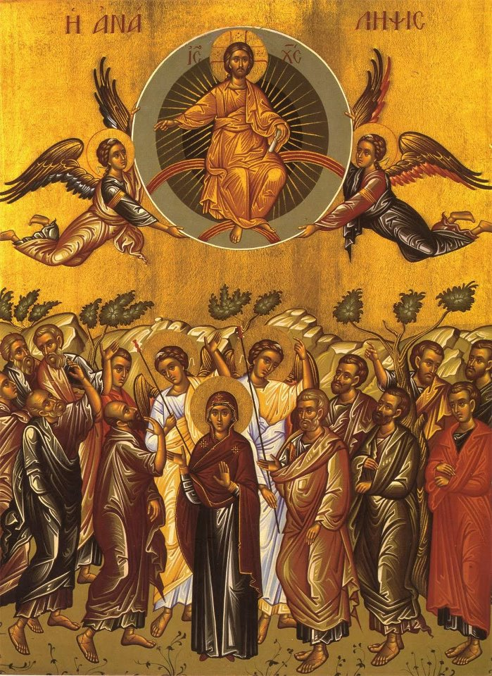 The Ascension or Seventh Sunday of Easter - Doctrinal Homily Outlines